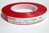 Лента Sheldahl Pink Т1880 67 градусов для склейки наждачных лент гриндера 1м.
