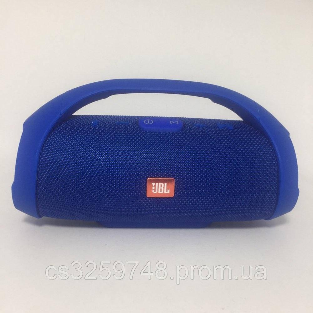 Портативная беспроводная JBL Boombox mini 3+ Blue