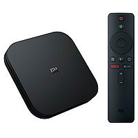 Смарт ТВ приставка Xiaomi MI box S (Mi box 4) (2/8Gb) с голосовым управлением