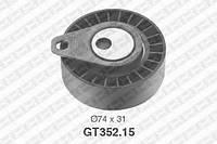 XS4Q6B217AD SNR GT35215