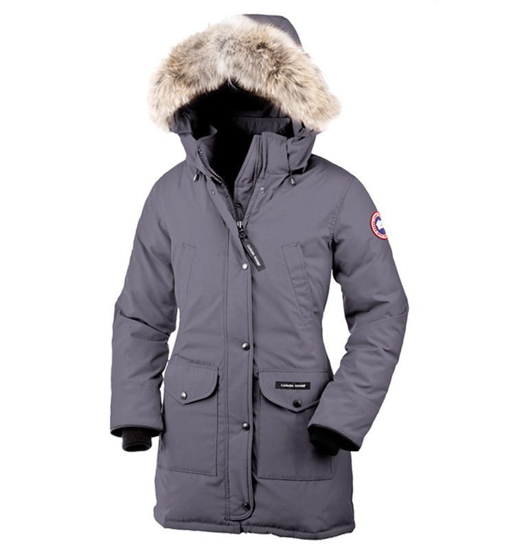 CanadaTrillium Parka жіночий пуховик парку куртка канада гус