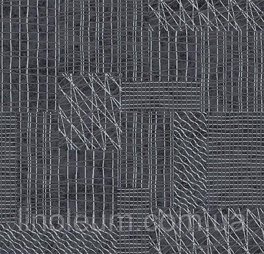 Ковролін флокіроване покриття Flotex vision pattern 560005 Network Concrete