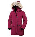 CanadaTrillium Parka женский пуховик парка куртка канада гус, фото 6