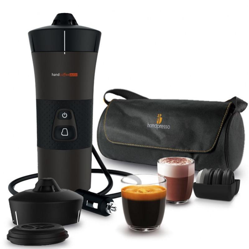 Автомобільний набір для приготування кави Handcoffee Auto Travel Pack