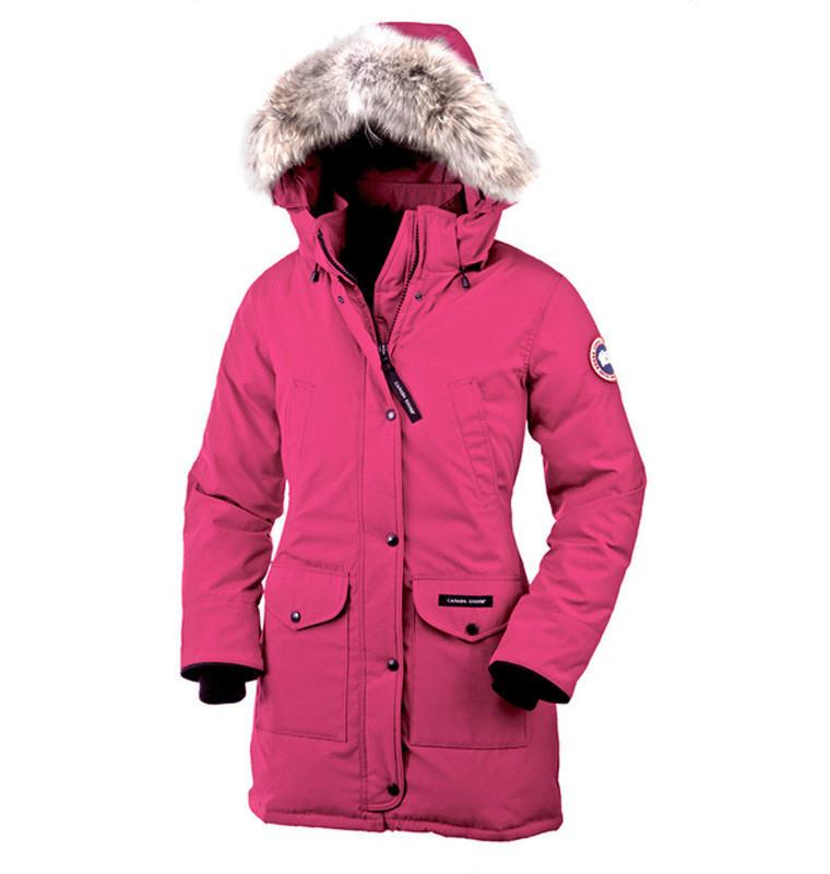CanadaTrillium Parka женский пуховик парка куртка канада гус