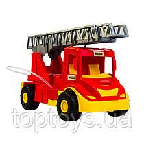 Машинка Wader Пожежна машинка Multi truck (39218)