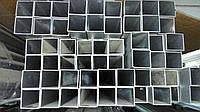 Труба алюминиевая квадратная 25х25х1,5
