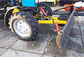 Отвал МТЗ-82, 892 усиленный гидроповоротный снегоуборочный тракторный