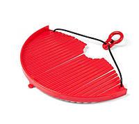 Дуршлаг-накладка для слива воды  Red