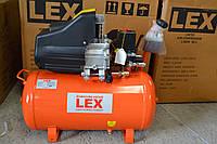 Компресор LEX 50L, 280л, фото 1
