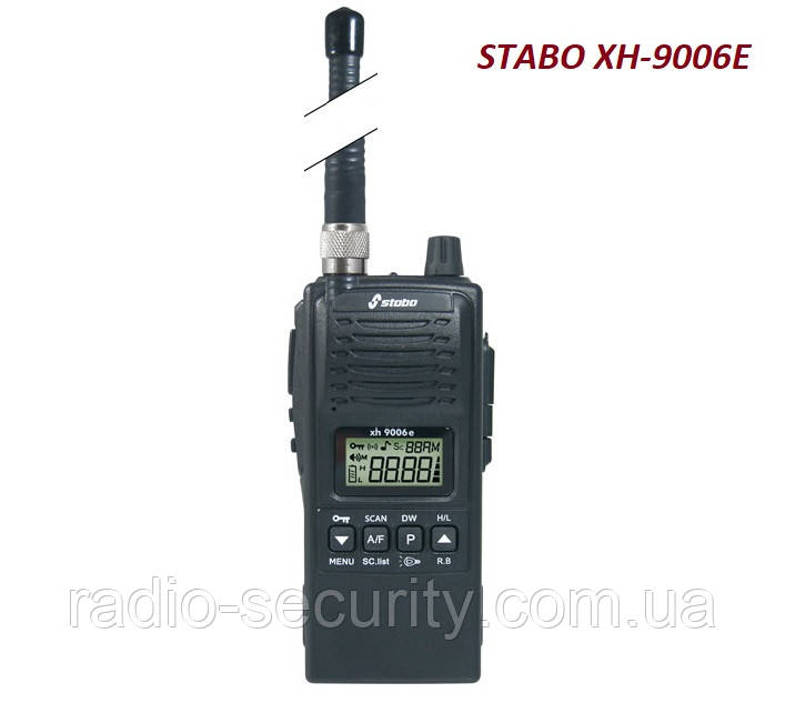 Радіостанція портативна STABO XH 9006E