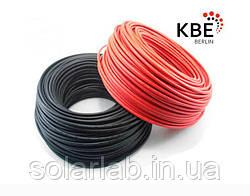 Кабель для солнечных батарей KBE SOLAR DB PV1-F 6,00 ММ²
