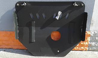 Защита BMW 3серии E30 (1988-1991) (V-все, боковые крылья, двс) (Щит)