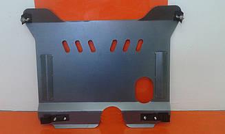 Защита Daewoo Matiz (2005>) (МКПП/АКПП, двс+кпп) (Щит) Двигателя картера подона