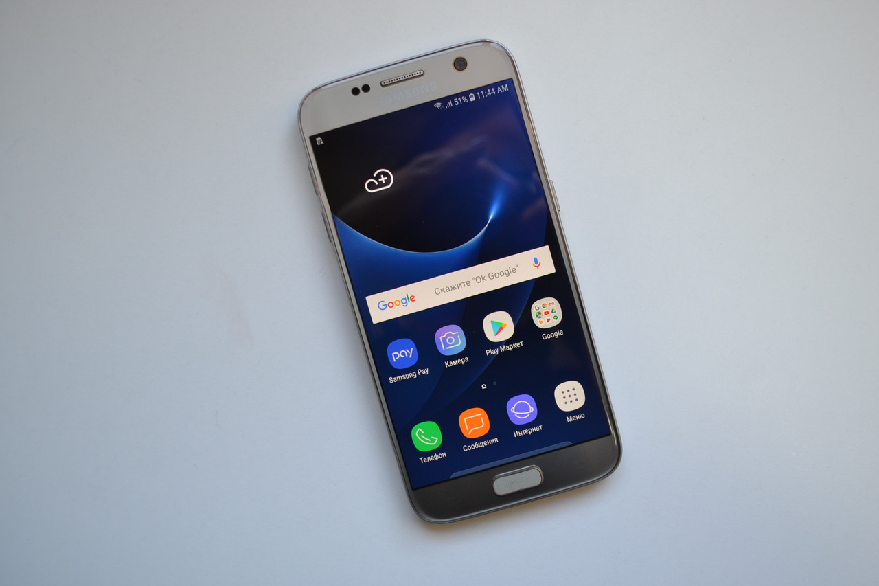 Samsung Galaxy S7 32Gb SM-G930A Gold Оригинал!