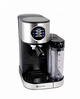 Суперавтоматическая кофемашина рожкового типа Gemlux GL-CM-75C