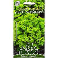 """Семена салата """"Австралийский"""" (1 г) от ТМ """"Велес"""""""