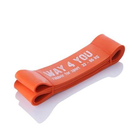 """Резина для тренировок """"Оранжевая"""", фото 2"""