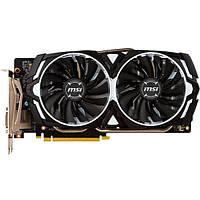 Видеокарта MSI GeForce GTX 1060 OC V1 6GB GDDR5  (GTX 1060 ARMOR 6G OCV1)