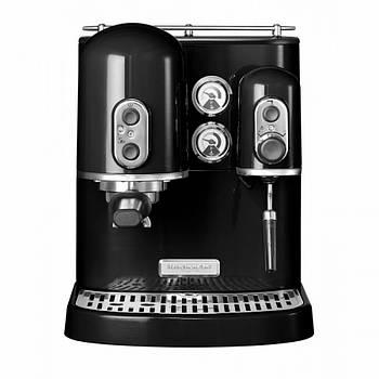 Кофемашина KitchenAid Artisan 5KES2102EOB Espresso черная восстановленные
