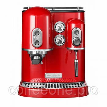 Кофемашина KitchenAid Artisan 5KES2102EER Espresso красная восстановленные