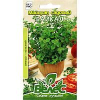 Семена майорана «Байкал» (0,3 г) от ТМ «Велес»