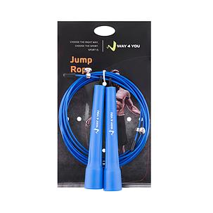 Скоростная Crossfit Скакалка Ultra Speed 2 (синяя), фото 2