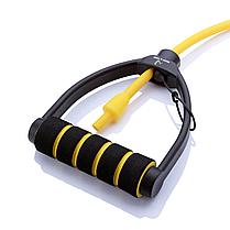 """Универсальный эспандер с ручками """"Желтый"""" - 2-5кг., фото 2"""