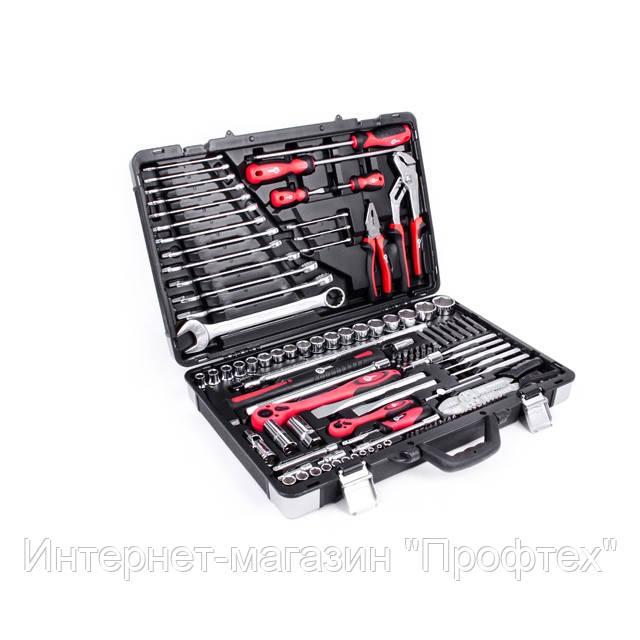 Професійний набір інструментів 145 од. INTERTOOL ET-7145