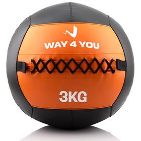Набивной мяч Wall Ball (медбол) Way4you 3кг.