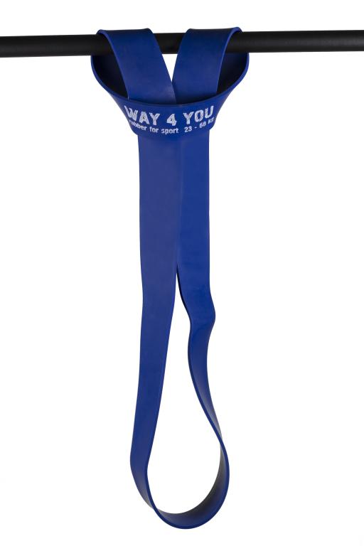 Резинка для подтягиваний Синяя
