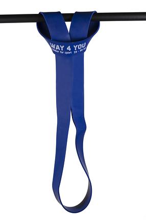 Резинка для подтягиваний Синяя, фото 2