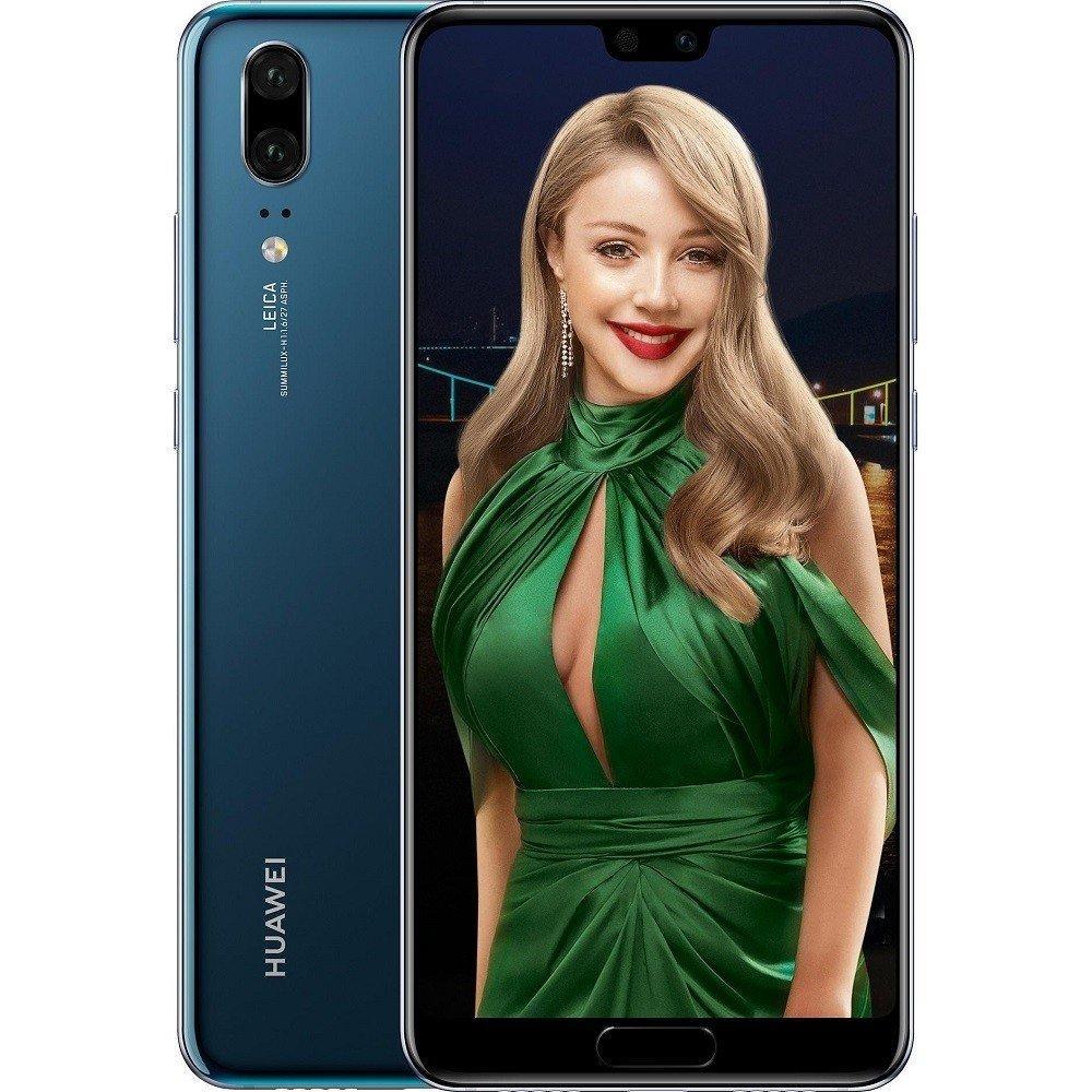 Смартфон HUAWEI P20 4/64GB MIDNIGHT BLUE