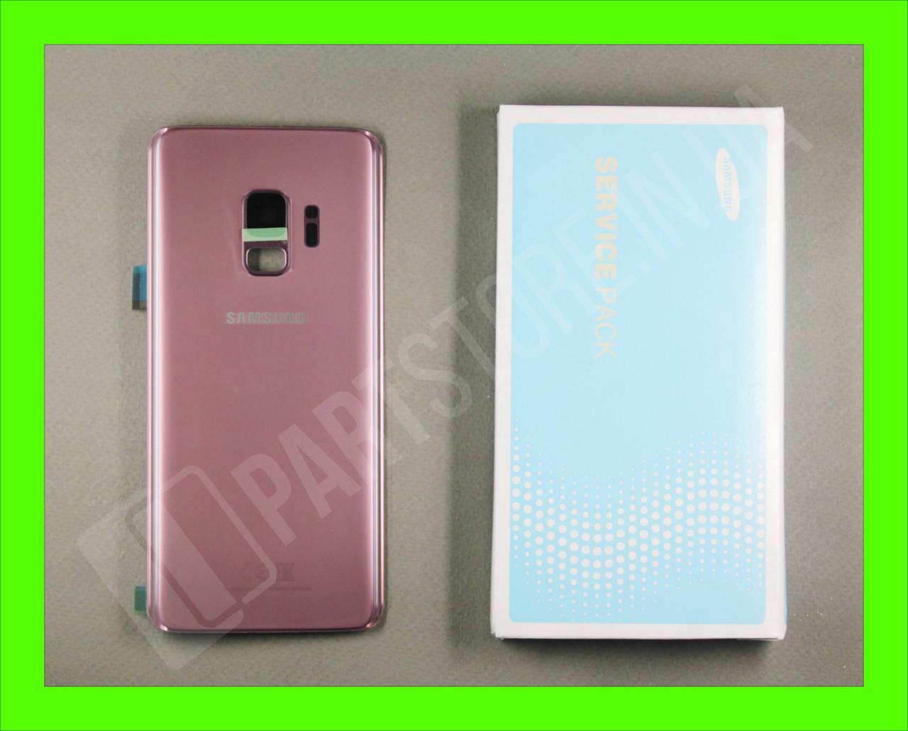 Cервисная оригинальная задняя Крышка Samsung G960 Lilac Purple S9 (GH82-15926B)