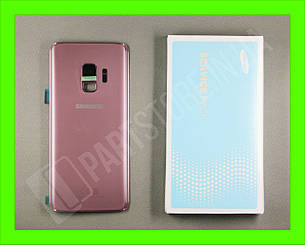 Cервисная оригинальная задняя Крышка Samsung G960 Lilac Purple S9 (GH82-15926B), фото 2