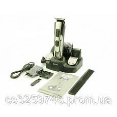 Машинка для стрижки Gemei GM-592 USB 10 в 1, фото 2