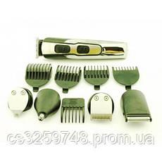 Машинка для стрижки Gemei GM-592 USB 10 в 1, фото 3
