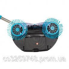 Супер веник Spin Broom (механический), фото 2