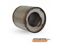 Пламегаситель коллекторный диаметр 90 длина 100 DMG