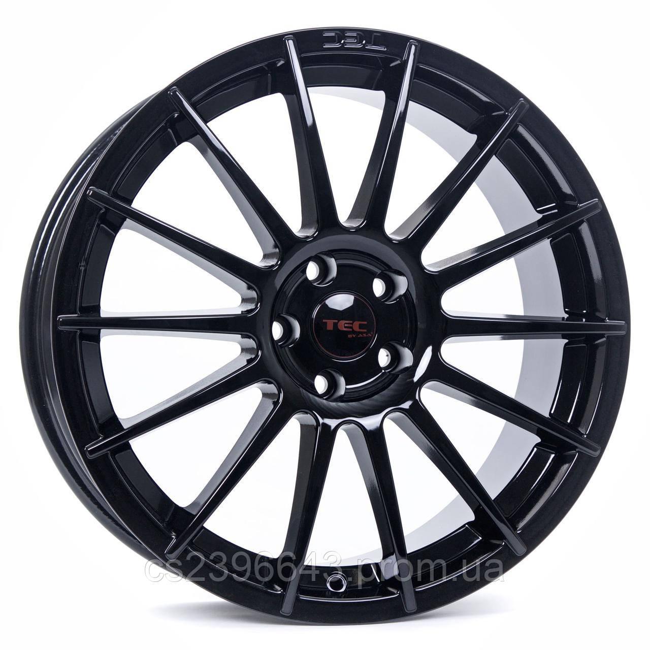 Колесный диск TEC Speedswheels AS2 17x7,5 ET35
