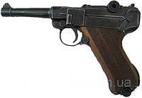 Пистолет ME Luger P-08 9 мм стартовый, фото 1