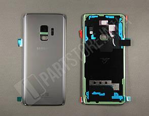 Cервисная оригинальная задняя Крышка Samsung G960 Grey S9 (GH82-15926C), фото 2