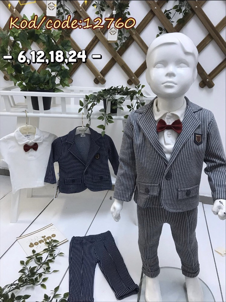 Костюмы для мальчиков 6-12-18 месяцев