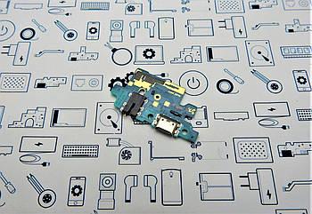 Нижняя плата Samsung A40 A405F Сервисный оригинал с разборки