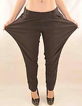 Джинсы женские на флисовой подкладке в больших размерах  Джеггинсы зимние - батал 5XL Черный, фото 3