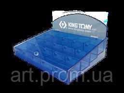Подставка для вставок (бит) KING TONY 87352