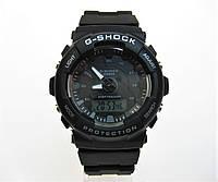 Часы детские Casio G-Shock Baby-G 40mm Black/White. Replica
