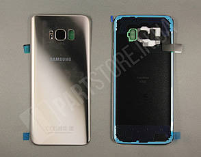 Cервисная оригинальная задняя Крышка Samsung G955 Gold S8 Plus (GH82-14038F), фото 2