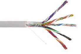 Жгутованный кабель для силовых и распределительных шкафов