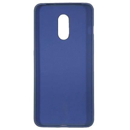 ☄Силиконовый чехол C-KU SS01 для смартфона OnePlus 7 Blue надежная защита от повреждений, фото 2